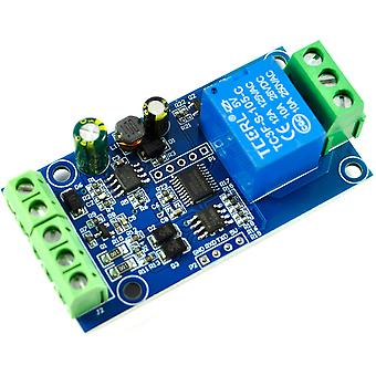 LC Technology RS485/TTL 1 Channel Relay Module (Modbus-compatible)