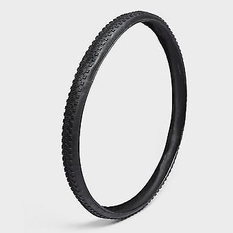 New One23 700 x 35 Folding City Bike Tyre Black