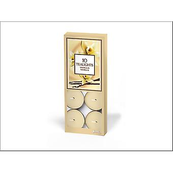 Prices Aladino Tealights Vanilla x 10 ALT101016