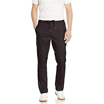 Marca - Goodthreads Hombres's Athletic-Fit Washed Chino Cordstring Pant