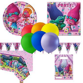 Trolls Kalaspaket | Party theme | Party theme | Children's party theme
