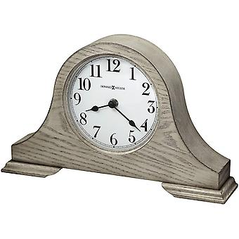 Howard Miller Emma Mantel Clock - Antique White