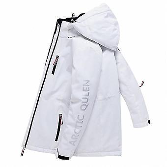 Bărbați Femei Snowboard Jacket - Iarna Impermeabil Femei Bărbați Snow Coat