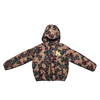Boy's Money Junior Camo Padded Windcheater in other