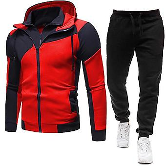 Herbst Winter Men's Sets Marke Sportswear Trainingsanzüge Herren's Kleidung