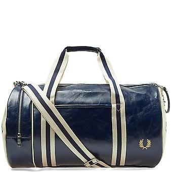 Fred Perry Classic Barrel Bag Shoulder Gym Travel Duffle Bag L3330-635