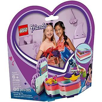 LEGO 41385 Emma ' s sydämen muotoinen kesä laatikko