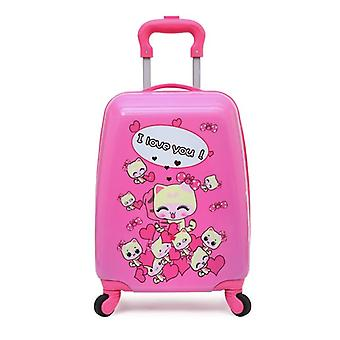 Cartoon Rolling Bagage