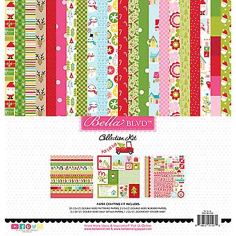 Bella BLVD Fa La La 12x12 Inch Collection Kit