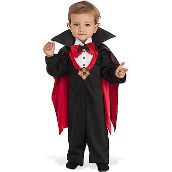 Bristol Novelty Baby Dapper Dracula Costume