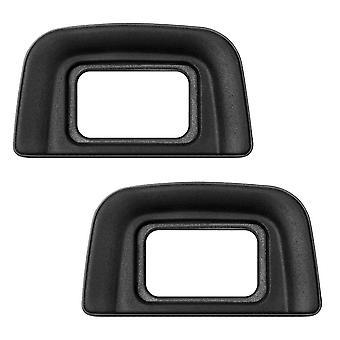 Eyecup,fotover camera dk-20 eyecup replacement eyepiece for nikon d5500 d5300 d3400 d3300 f65 f75 d4