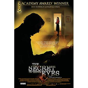 The Secret in Their Eyes Movie Poster (27 x 40)