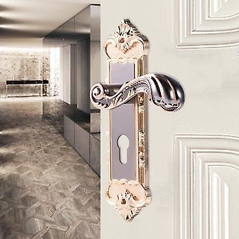 Vintage Retro Bedroom Door Handle Lock
