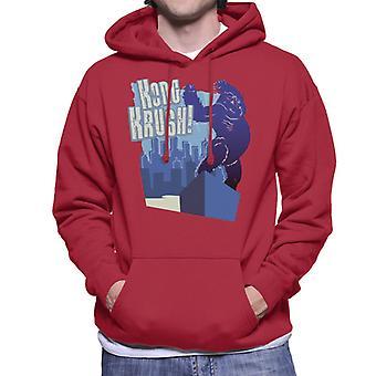King Kong Krush Men's Hooded Sweatshirt