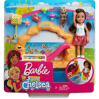 Barbie Club Chelsea Aquarium Playset