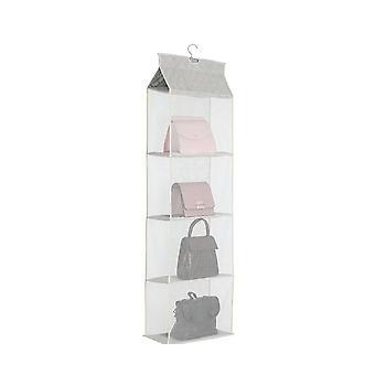 Závesné tašky, organizátor kabelky pre šatníkovú skriňu