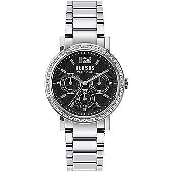 Versus by Versace Women's Watch Wristwatch Manhasset VSPOR2619 Stainless Steel
