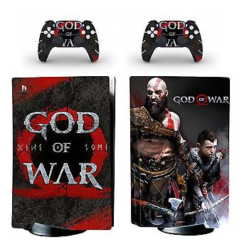 Disc Edition Skin Sticker Decal Cover For Playstation 5