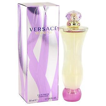 Versace Woman Eau De Parfum Spray von Versace 1,7 oz Eau De Parfum Spray