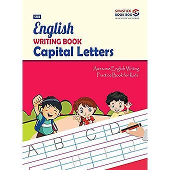 SBB English Writing Book Capital Letters by Garg Preeti - 97881941151