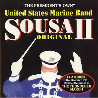 U.S. Marine Band - Sousa Original 2 [CD] USA import