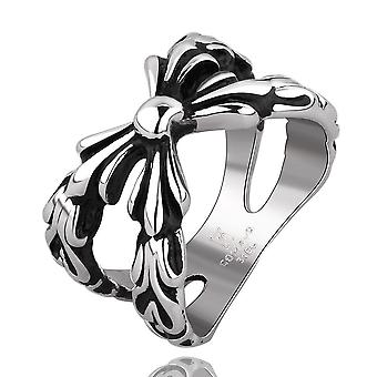 316l Stainless Steel Claws Men's Ring