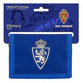財布リアルサラゴサ ブルーライトブルー
