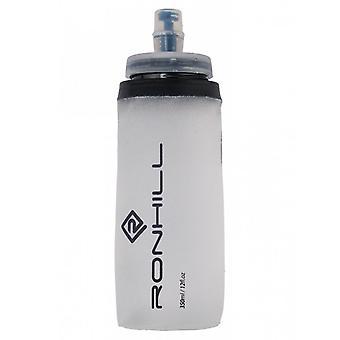 Ronhill Fuel Flask Lightweight Roll Up Bite Valve Silicone Run Bottle - 350ml