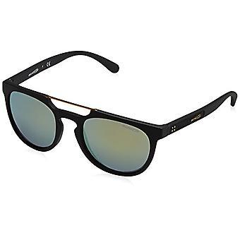 Arnette Woodward, Unisex Adult Sunglasses, Black (Matte Black), 52