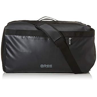 Bree Pnch 734, Unisex-Adult Shoulder Bag, Black,26x55x29 cm (B x H x T)