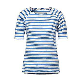 Cecil 316024 T-shirt, Provence Blå, XS Kvinna