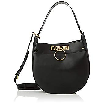 Love Moschino JC4233PP0BKF0, Women's Shoulder Bag, Black, Normal