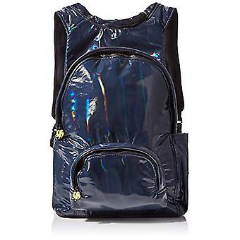 MorikukkoMorikukko Hooded Backpack Halogen BlueUnisex - AdultBluZaini (Halogen Blue)33x8x40 Centimeters (W x H x L)