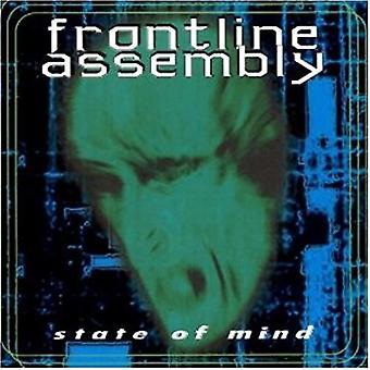 Front Line Assembly - sinnestillstånd [Vinyl] USA import