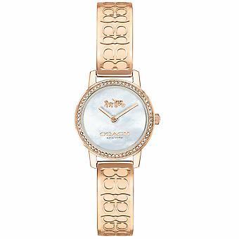 Coach Women's Audrey White Dial Watch - 14503498