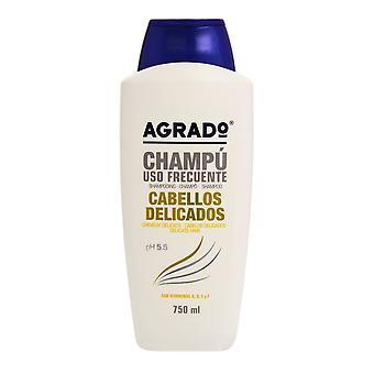 Shampoo Agrado Delicate Hair (750 ml)