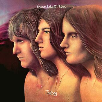 Emerson, Lake & Palmer - Trilogy Vinyl