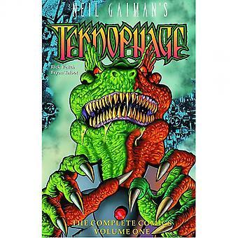 Teknophage  Volume 1