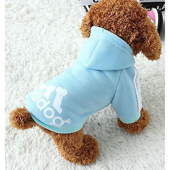 Warm Two-legged Pet Dog Jacket