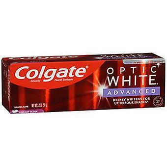 Colgate Colgate Optic White Toothpaste Advanced Vibrant Clean, 3.2 Oz