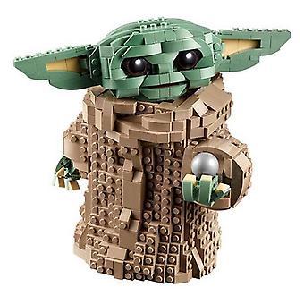 Playset Lego Baby Yoda Star Wars The Mandalorian