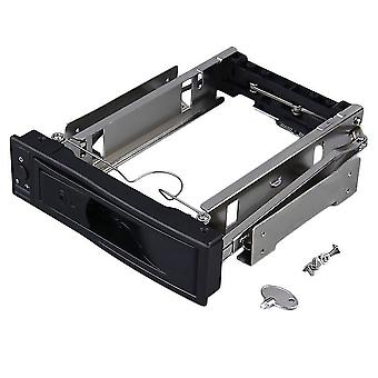 Sata Hdd-rom hot swap εσωτερικό περίβλημα κινητό ράφι για 3,5 ιντσών hdd