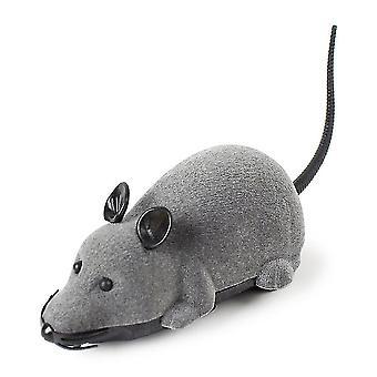 Rc Drôle de télécommande électronique sans fil Souris Rat Pet Jouet pour les enfants Cadeaux Jouets à distance Jouets