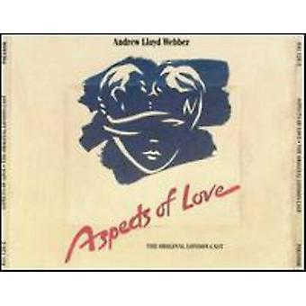 Aspects Of Love CD (1989)
