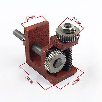 Versnellingsbak accessoires voor defu verticale sleutel machine onderdelen versnellingsbak slotenmaker gereedschap sleutel machine accessoires