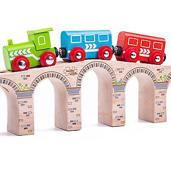 Bigjigs järnvägsviadukt