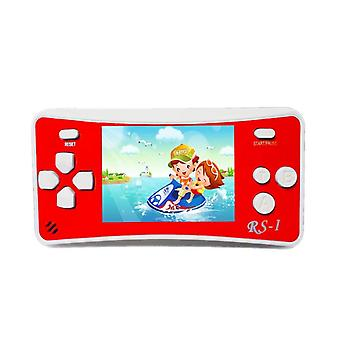 Rs-1 Handheld Game Console Fc Nes Mini Game Console Nostalgic Classic Color Screen Game Console