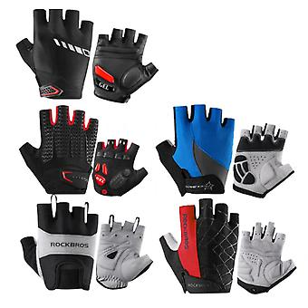 Bicycle Half-finger Riding Gloves