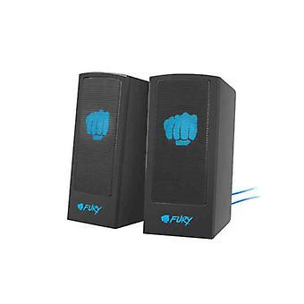 مكبرات صوت الكمبيوتر SKYRAY 5 W أسود