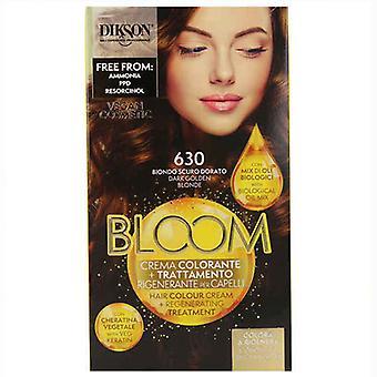 Tinte Permanente Bloom Dikson Muster 630 Rubio Dorado Oscuro